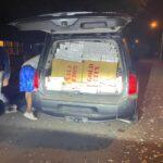 Detienen en Pepillo Salcedo jeepeta con más de 400 mil unidades de cigarrillos