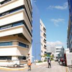 Presidente Luis Abinader, inaugura dos nuevos edificios en el Hospital Dr. Luis Eduardo Aybar