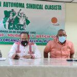Trabajadores reafirman pedido de amparo contra Colegio Médico Dominicano