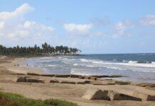 Presidente dominicano, Nagua excelente lugar para disfrutar de sus atractivos turístico da inicio construcción del malecón