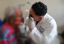 Moscoso Puello desarrolla jornada de prevención de la ceguera