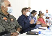 En sesión permanente Organismos integrantes de Comisión Oficial para Erradicación Fiebre Porcina