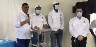 Inician trabajos de titulación de terrenos en Sabana Perdida en Santo Domingo Norte