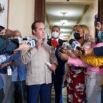 """José Ignacio Paliza: """"El delito no tiene espacio de impunidad en este gobierno"""""""
