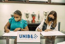 Pucmm y Unibe acuerdan capacitación e intercambios jurídicos con abogados de RD y EE.UU