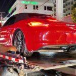 DIGESETT detienes 28 conductores por carreras clandestina en vehículos de alto cilindrajes en la Lincoln