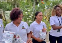 BRA y USAID combaten la desnutrición materno-infantil en RD distribuyen 100 millones de raciones alimenticias