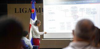 Liga Municipal y MEPyD capacitan técnicos de las alcaldías para fortalecer Ordenamiento Territorial
